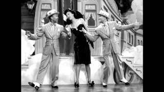 The Nicholas Brothers And Dorothy Dandridge - Chattanooga Choo Choo (1941)