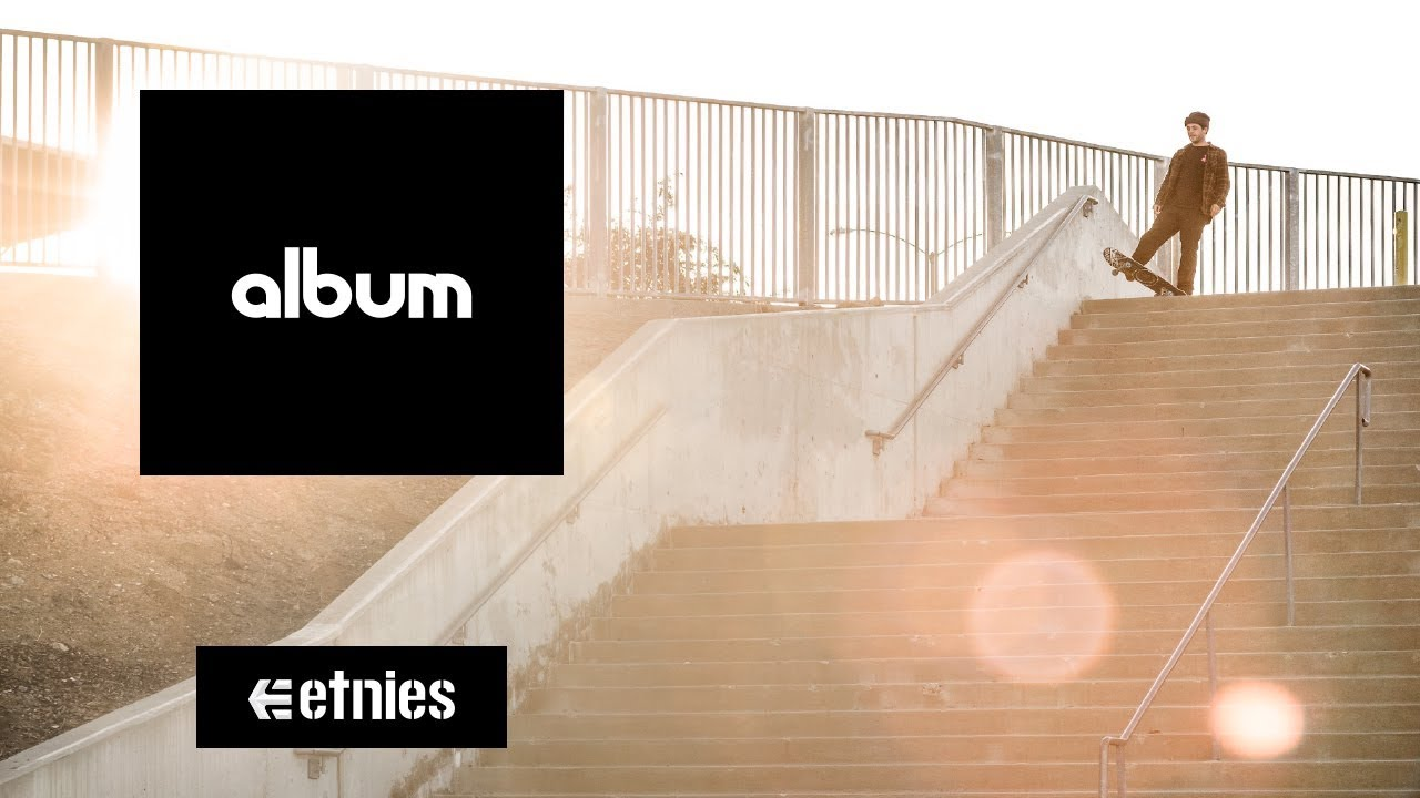 etnies ALBUM - Official Trailer - Chris Joslin, Ryan Sheckler, Barney Page - Echoboom Sports