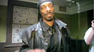 "Snoop Dogg feat. PROBLEM Behind The Scenes ""Upside Down"""