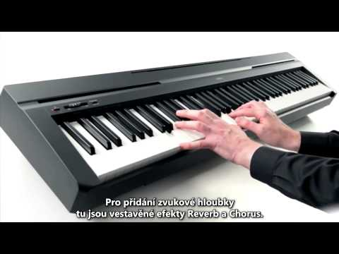 yamaha p 45b prenosn digit lne stage piano. Black Bedroom Furniture Sets. Home Design Ideas