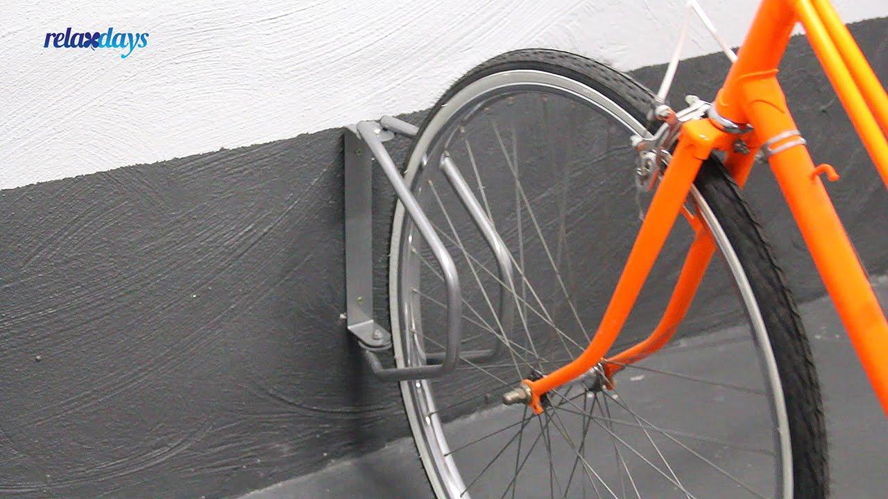 Video von: Fahrradständer Wand einstellbar
