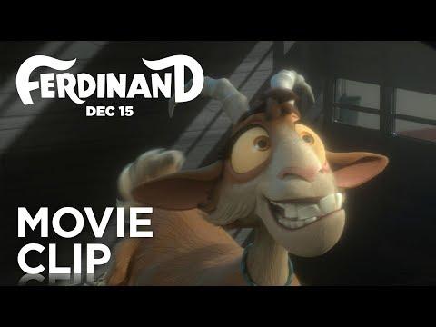 Ferdinand (Clip 'The Calming Goat')