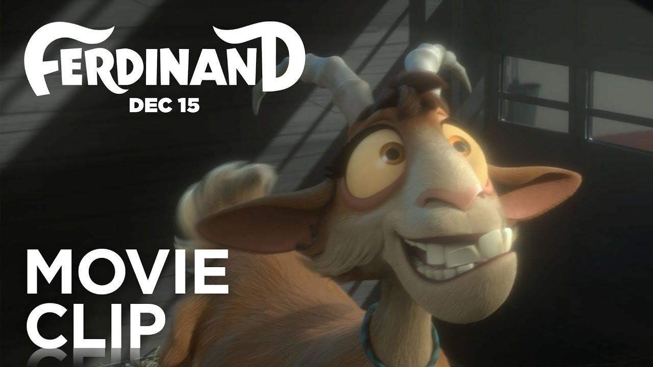 Trailer för Tjuren Ferdinand