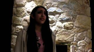 Talia Green sings On My Own from Les Miserables