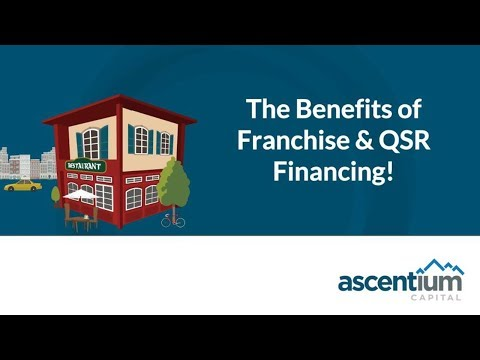 The Benefits of Franchise & QSR Financing Video