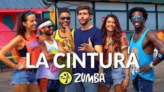 """LA CINTURA""   Alvaro Soler  Zumba® Choreo By Alix & ZumbaFrance Team"