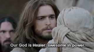 Chris Tomlin   Our God (lyrics) | The Bible Serial
