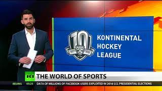 Madrid basketball gets upset, KHL playoffs heat up