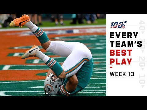 Every Team's Best Play of Week 13!