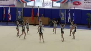 Aura Karmin Krasnodar Neeva Tähed 2016 miniklass 8-10 1.klass
