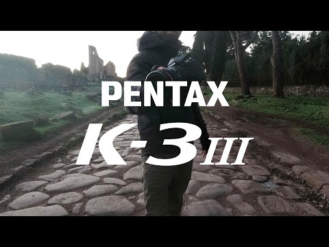 PENTAX K-3 MARK III BLACK