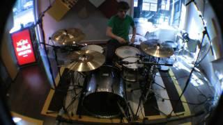 Alex Pott, Damiera - immure (drum cover)