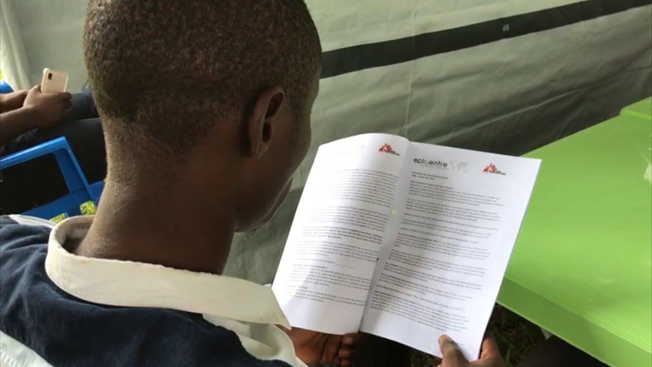 Πέντε απαντήσεις για τον εμβολιασμό κατά του Έμπολα στο Κονγκό
