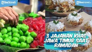 3 Jajanan Khas Jawa Timur yang Kerap di Sajikan untuk Takjil saat Ramadan