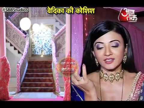 Aapke Aa Jaane Se: Sahil-Vedika's ROMANTIC MOMENTS