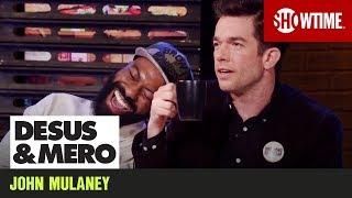 John Mulaney Talks Buttigieg, Subway Showtime & Musical Boners | Extended Interview | DESUS & MERO