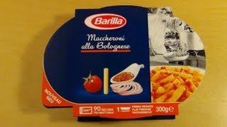 Barilla Maccheroni alla Bolognese