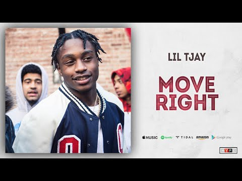 "Lil Tjay – ""Move Right"""