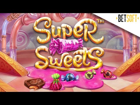 Super Sweets Gameplay Trailer