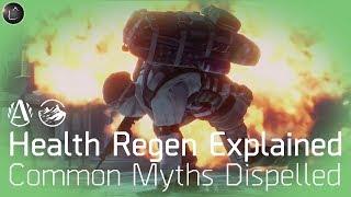 The Division 1.7   Health Regen Explained   AlphaNomad Myths Dispelled