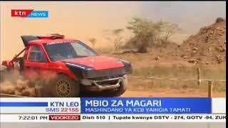 Mashindano ya magari ya KCB autocross yalifika tamati