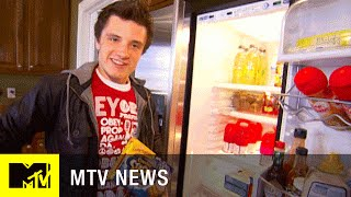 Джош Хатчерсон, Josh Hutcherson's Crib Before 'The Hunger Games' | MTV News