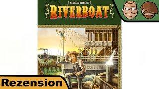 Riverboat - Brettspiel - Review