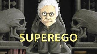H.R. Giger At Home - Superego
