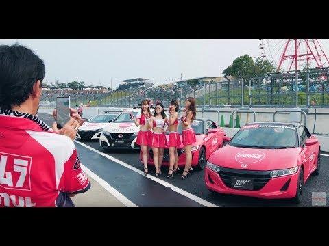 Honda Racing TV - Episode 24 - Spa, Suzuka and a test of teammates