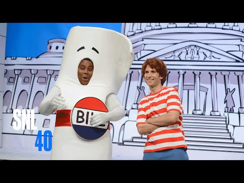 Capitol Hill Cold Open – Saturday Night Live