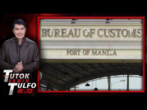 [Erwin Tulfo]  KORAPSYON SA AUCTION AND CARGO DISPOSAL SECTION NG BUREAU OF CUSTOMS TULOY-TULOY LANG DAW