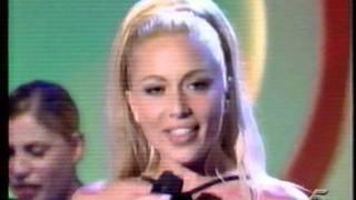 """NEGRO AZABACHE - De Domingo a Domingo (telecirco) 15/06/1997 - Marta Sánchez - Álbum """"Azabache"""""""