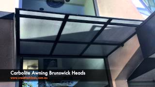 Carbolite Awning Brunswick Heads