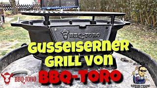 #129 - GUSSGRILL TO GO // Grilltopf von BBQ-Toro