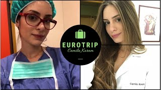 Cami Na Europa - 2ª Semana + Tour Ap  Camila Karam