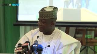 Security chiefs can testify we are doing our best - Yari