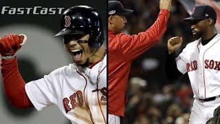 MLB.com FastCast: Red Sox tie up ALCS - 10/14/18