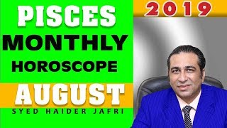 Pisces Weekly Horoscope March 2019 Zaicha Predictions