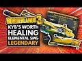 BORDERLANDS 3 | NEW 'KYB'S WORTH' HEALING ELEMENTAL SMG - Maliwan Takedown DLC