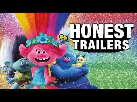 Trollové: Světové turné - Upřímné trailery