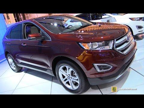 Ford  Edge Паркетник класса J - рекламное видео 3