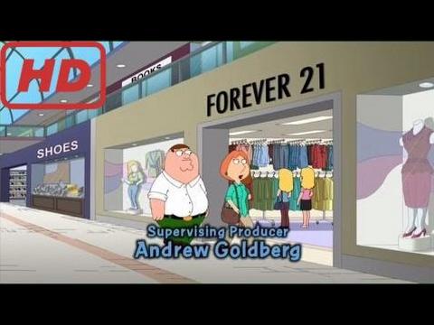 Family Guy - Peter goes to Forever 21 | Dean J. Arceneaux