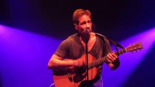 David Duchovny covers Tom Petty's * Square One * live at Rockhal, Esch sur l'Alzette, Luxembourg