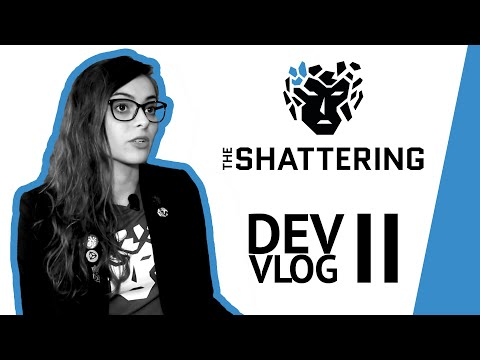 A Journey into the Mind of John Evans - The Shattering Dev Vlog #2 de The Shattering