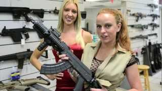 Zombie Apocalypse Guns and Girls !!!!! - The Hazard Girls - Bath Salts