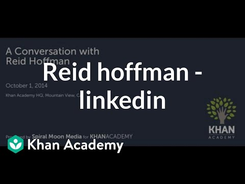 A thumbnail for: Khan Academy living room chats