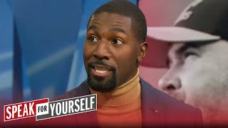 Whitlock 1-on-1: Greg Jennings is putting pressure on Aaron Rodgers | SPEAK FOR YOURSELF