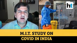 Vikram Chandra on MIT study saying India may have 2.87 lakh Covid cases/day - Download this Video in MP3, M4A, WEBM, MP4, 3GP