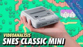 SNES Classic Mini - Análisis / Review en español