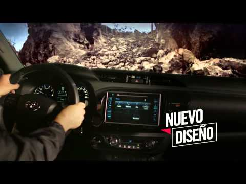 video Hilux Extra Cabina
